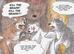 Ginga The Last Wars: A Summary by Yamashita-akaDoragon