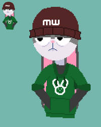 pixel joey