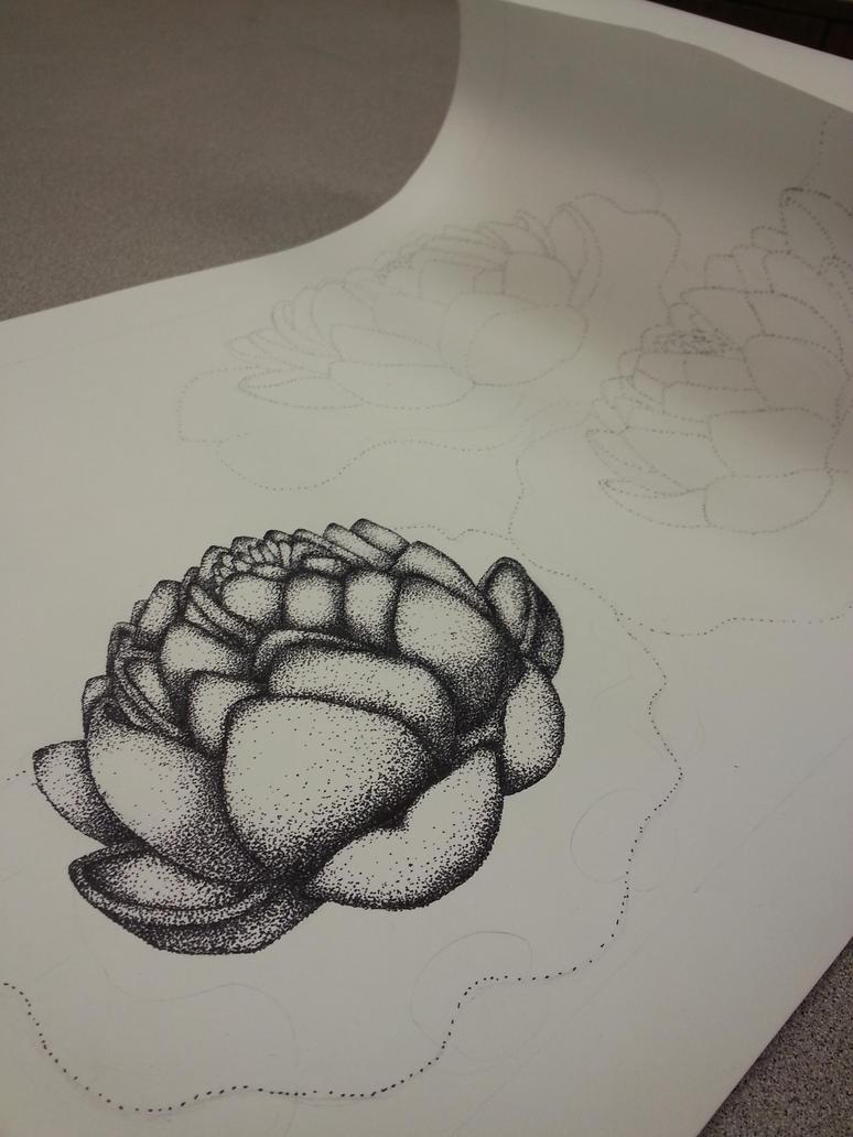 LotusWIP by SunnyBunny0