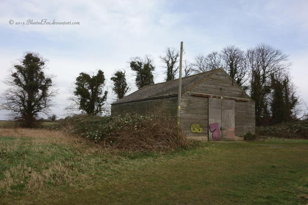 Barn at Histon by BlastedFen