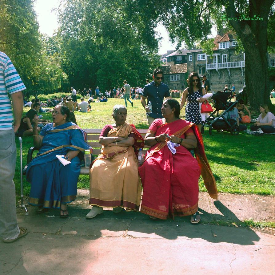 Indian Summer Ladies by BlastedFen