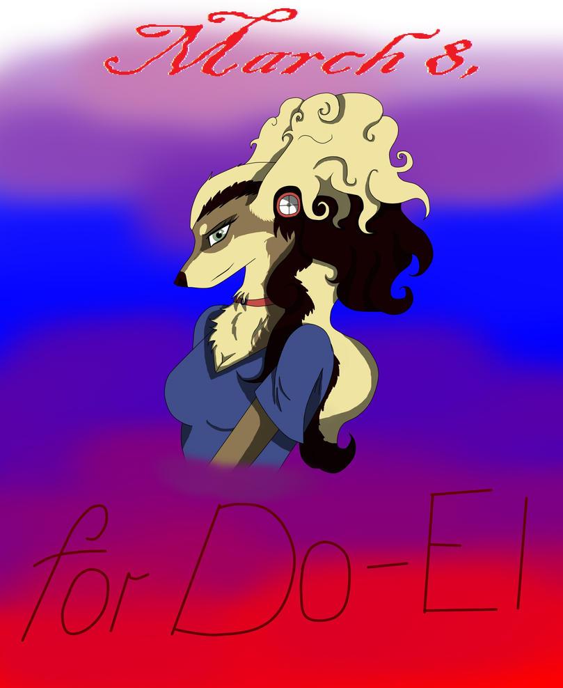 For Do-El march 8 by immortalKara1986