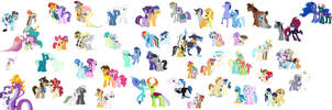 SketchVerse Couples by SummerSketch-MLP