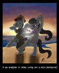 Octavia and Master