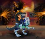 Battle Armored Dragon Assault Strike System