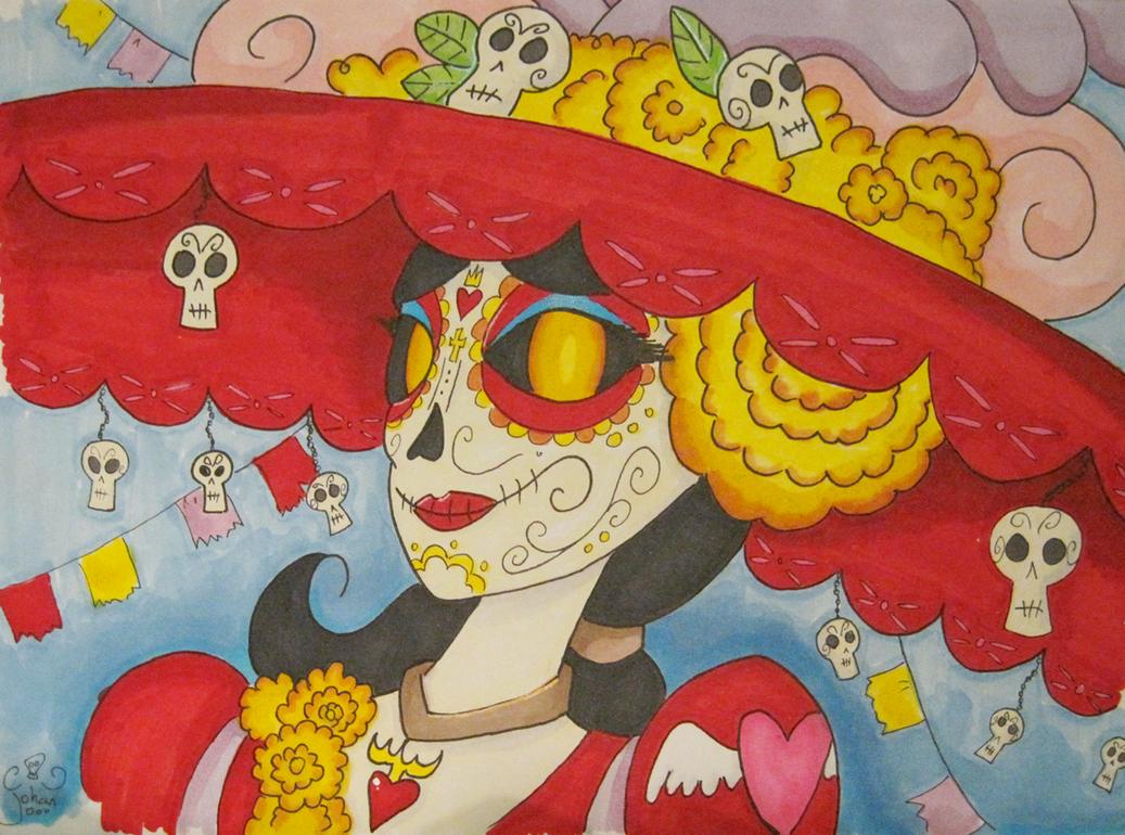 La Muerte by Johansrobot