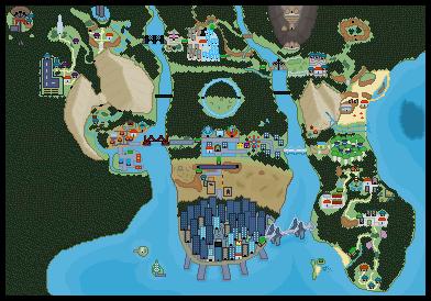 Map of Unova by Kdarcher238 on DeviantArt