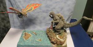 Kaiju Confrontation