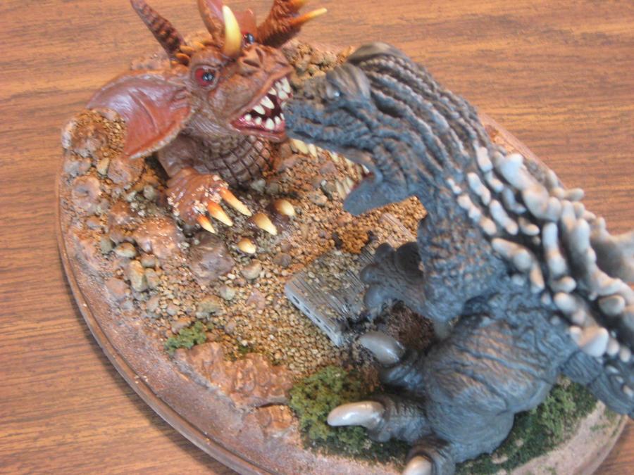 Godzilla baragon
