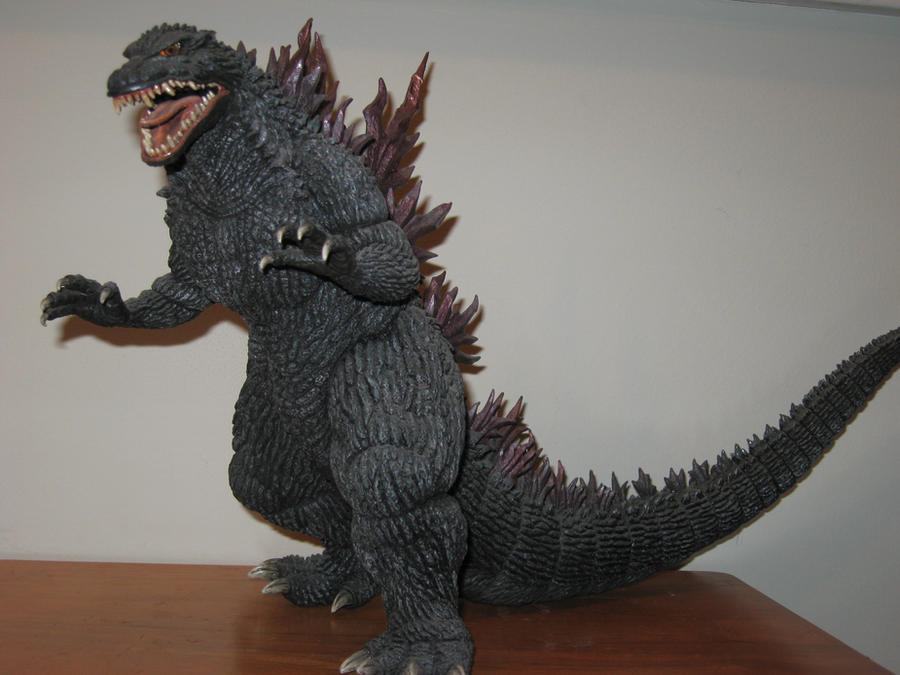 Godzilla 2000 KOC by Legrandzilla on DeviantArt