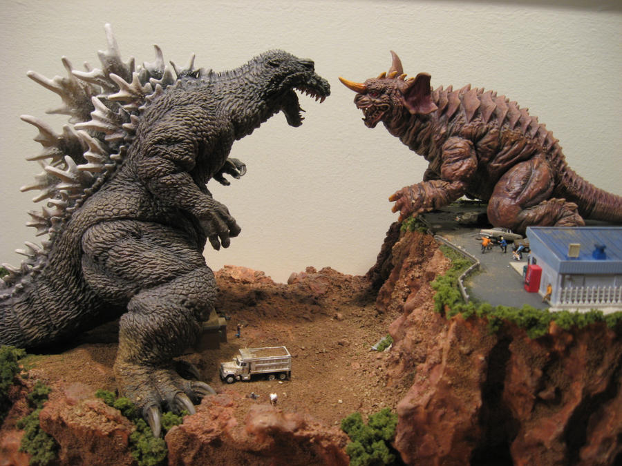 The Argument by Legrandzilla