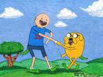 Adventure Time LeGrandzilla by Legrandzilla