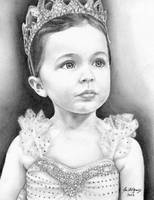 Candy Ballerina by Legrandzilla