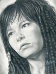 Beck in Dreads by Legrandzilla