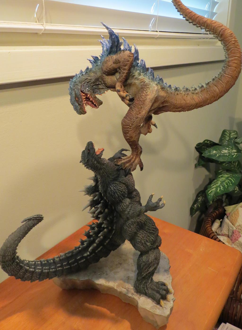 T's Facto Final Wars Godzilla VS Zilla Finished! by ...