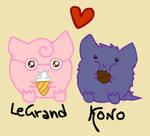 A Gift from Kono by Legrandzilla