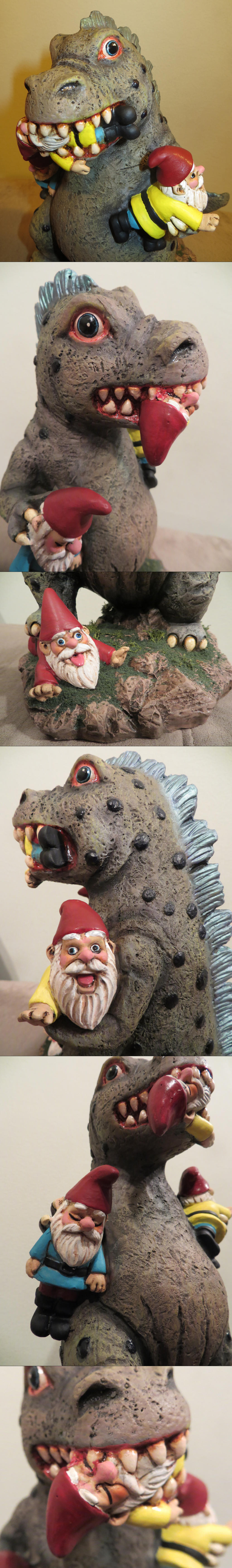 O Gno! Gnomes Gnashed and Gnawed Gnaughtily by Legrandzilla