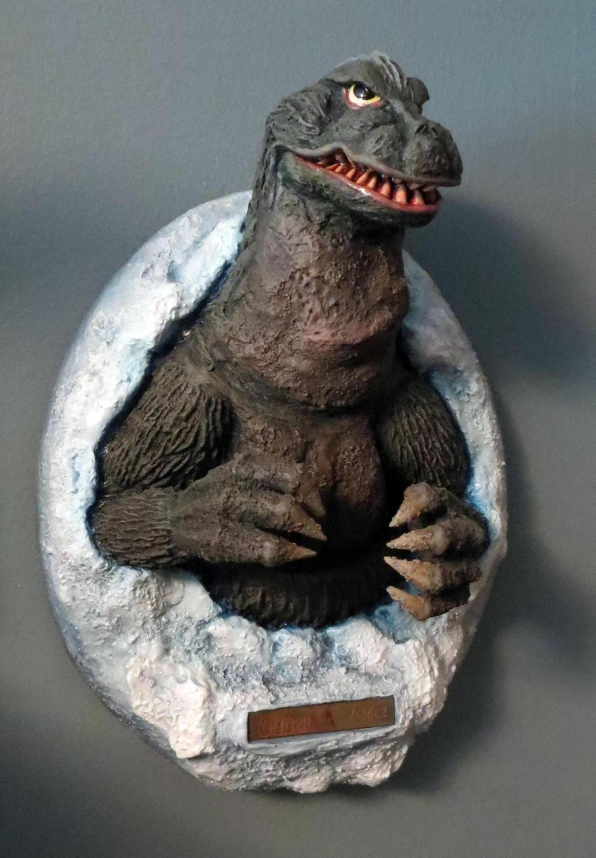 Kyosho Godzilla 62 Head Line by Legrandzilla