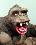 Anxious Kong by Legrandzilla