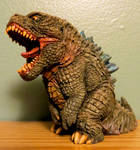 Shinzen SD Legendary Godzilla 2014