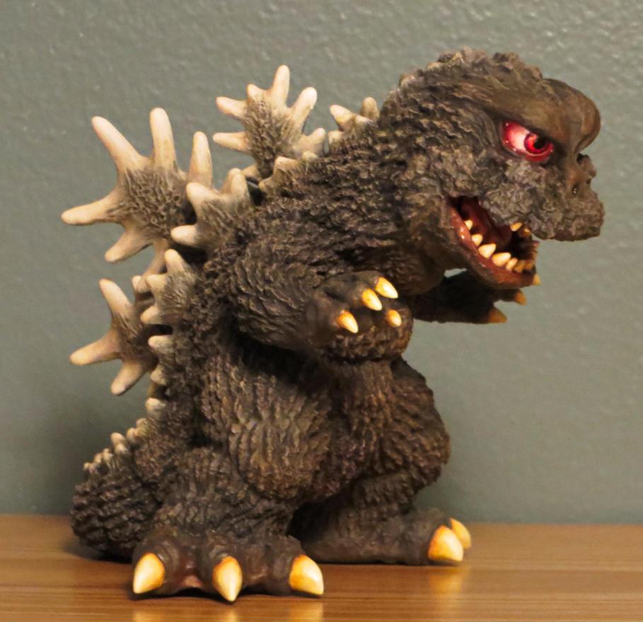 Honeybones Godzilla 66 SD 3 by Legrandzilla