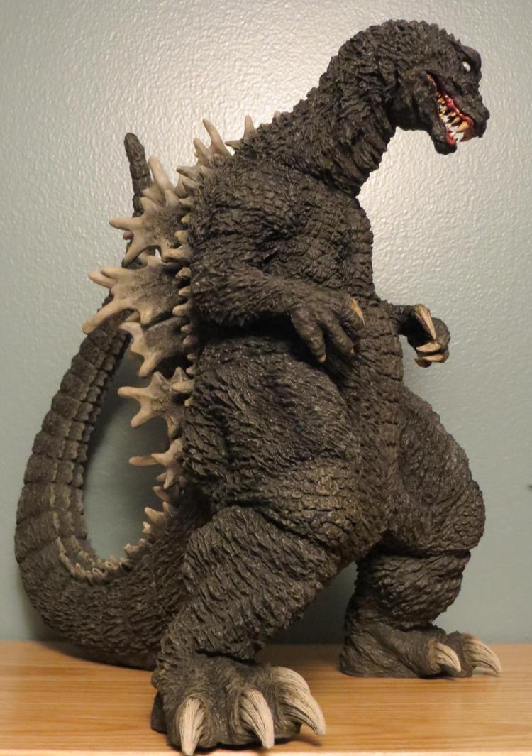T's Facto GMK Godzilla Commission Finished by Legrandzilla