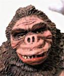 Super Deform Murakami Kong Face by Legrandzilla