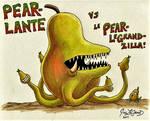Pearlante VS LePearzilla!