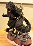 Gow Row Godzilla Commission Finished