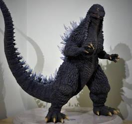 Sakai Godzilla 2002 Commission Finished!