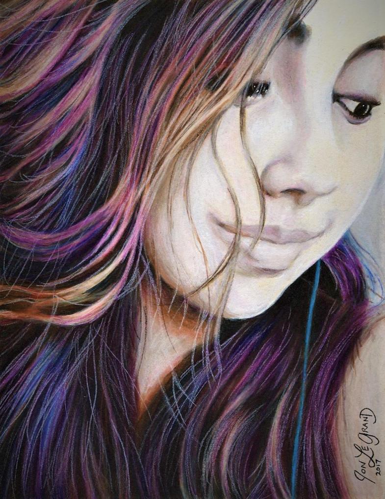 Andrea Vanessa 1 by Legrandzilla