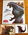 MDA Godzilla Concept