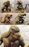 Want to Buy Always Godzilla Diorama? by Legrandzilla