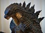 Tanaka Godzilla 2014 Commission Detail