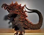 Godzilla Evolution Video is up!