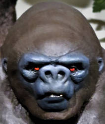 Kaha Kong Portrait by Legrandzilla