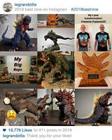 Legrandzilla's Best Nine 2019
