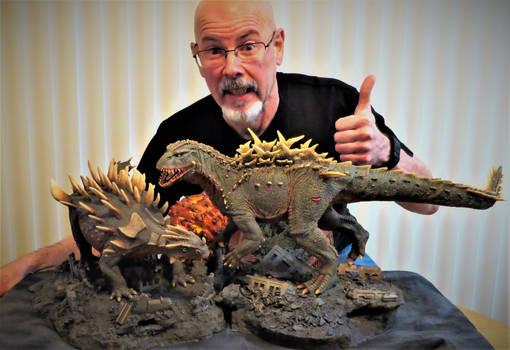 Godzilla Raids Yet Again Video is Up!