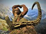Kong VS Godzilla by Legrandzilla
