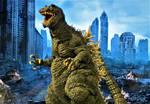 Godzilla Destruction by Legrandzilla