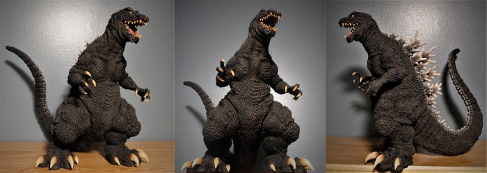 GMK Godzilla Nendo Seijin Commission Finished