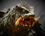 Kaibutsuya Gamera Commission Portrait 1 by Legrandzilla