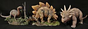 Stop Motion Dinosaur Kits
