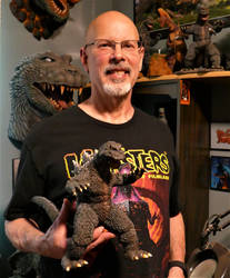 Resin Chef Godzilla 66 Commission and Me