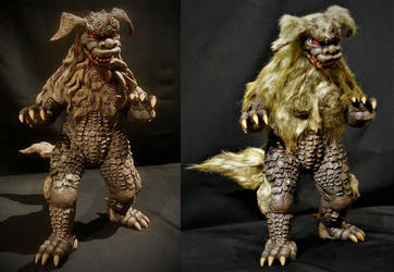 Resin Chef King Seesar Commission Comparison