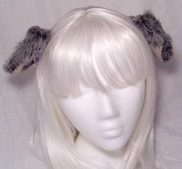 Ears - Medium terrier by aingealdorcha