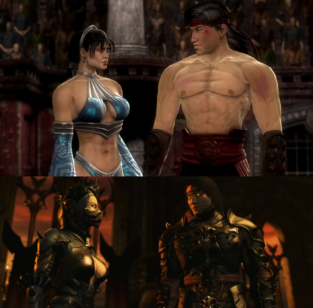 liu kang and kung lao relationship