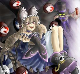 Rucka Jurjevna Vinocour (Trouble Witches NEO!) by 9Okazaki8