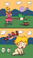 Princess Peach Regression