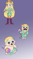 Star VS. The Forces of Regression Redux by DKTF